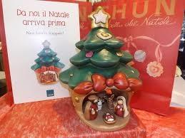 Albero Di Natale Con Presepe Thun.Catalogo Presepe Giubileo E Nativita