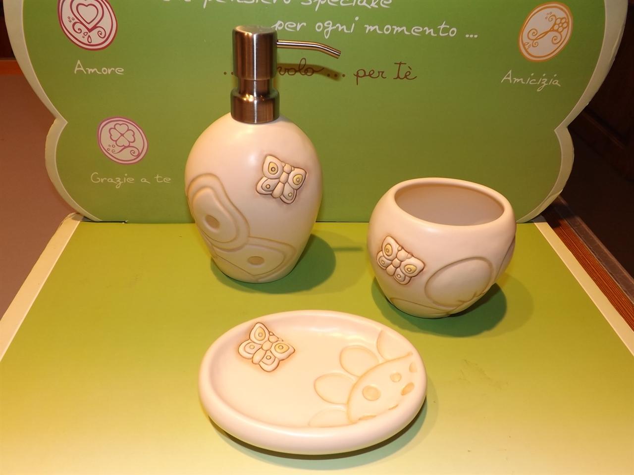 Accessori bagno thun idee per la casa - Linea bagno thun ...